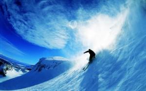 Sortie ski Moyen