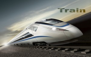 Train Moyen